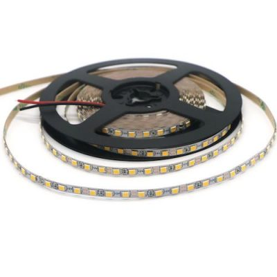 LED juosta 24V 9.6W/m IP20 3000K 100lm/W