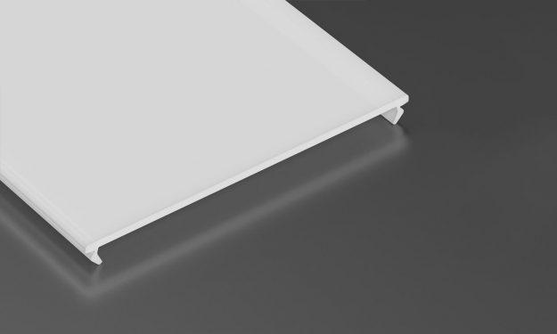 LED profilio dangtelis SUPERWIDE, LUMINES