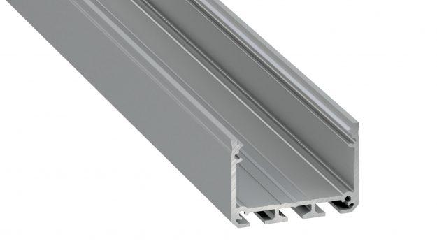 LED profilis (paviršinis) ILEDO, LUMINES