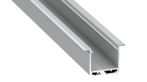 LED profilis (įleidžiamas) INDILEDA, LUMINES