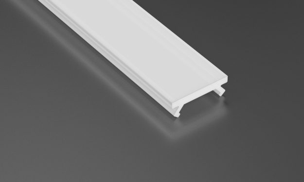 LED profilio dangtelis BASIC, LUMINES